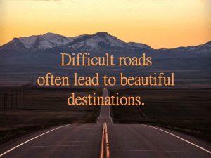 Difficult Roads