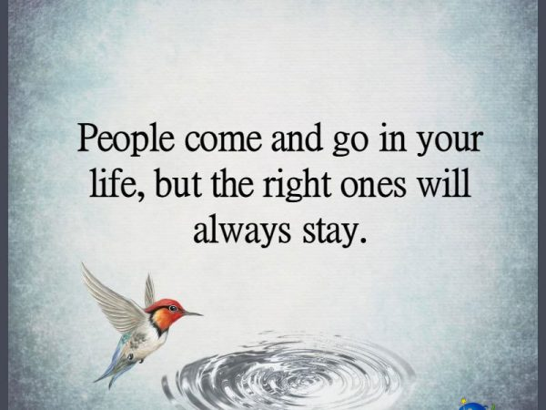 The Right Ones