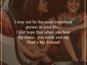 That's My Friend!