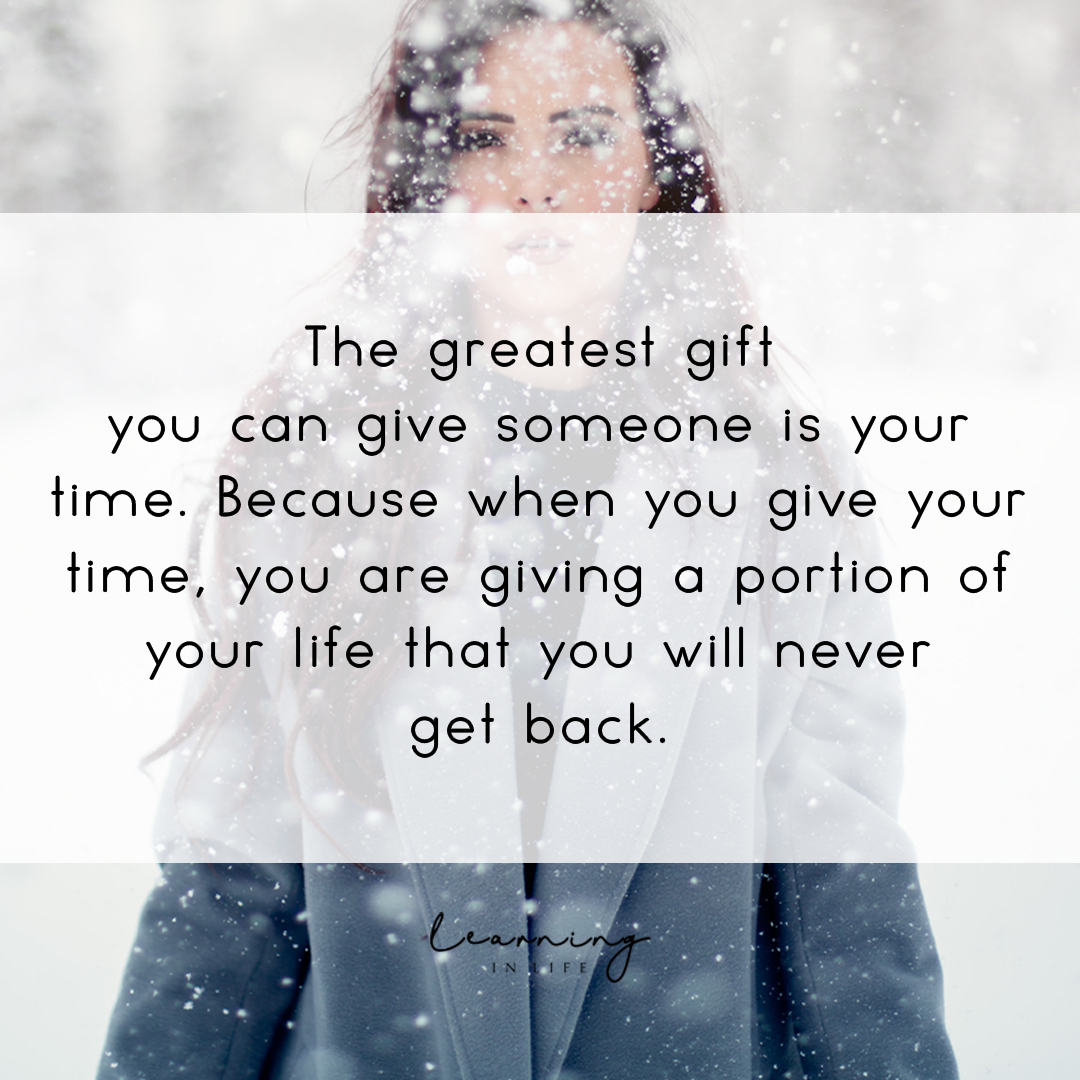 Photo of The Greatest Gift