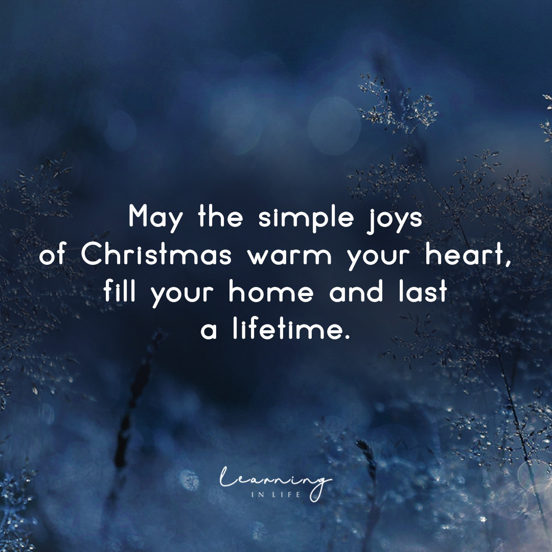 Photo of The simple joys of Christmas…