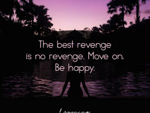 Move on. Be happy.