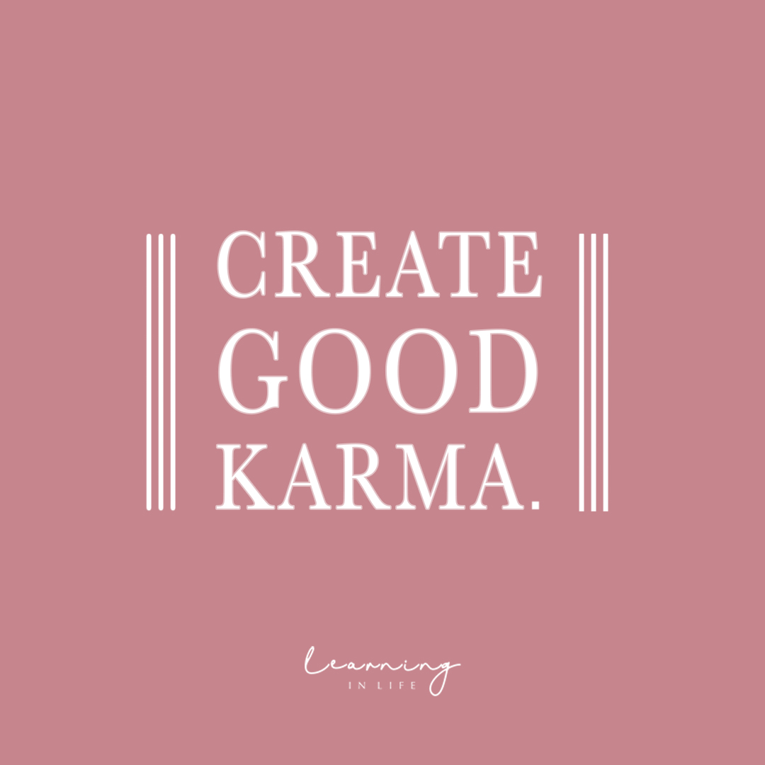 Photo of Good karma