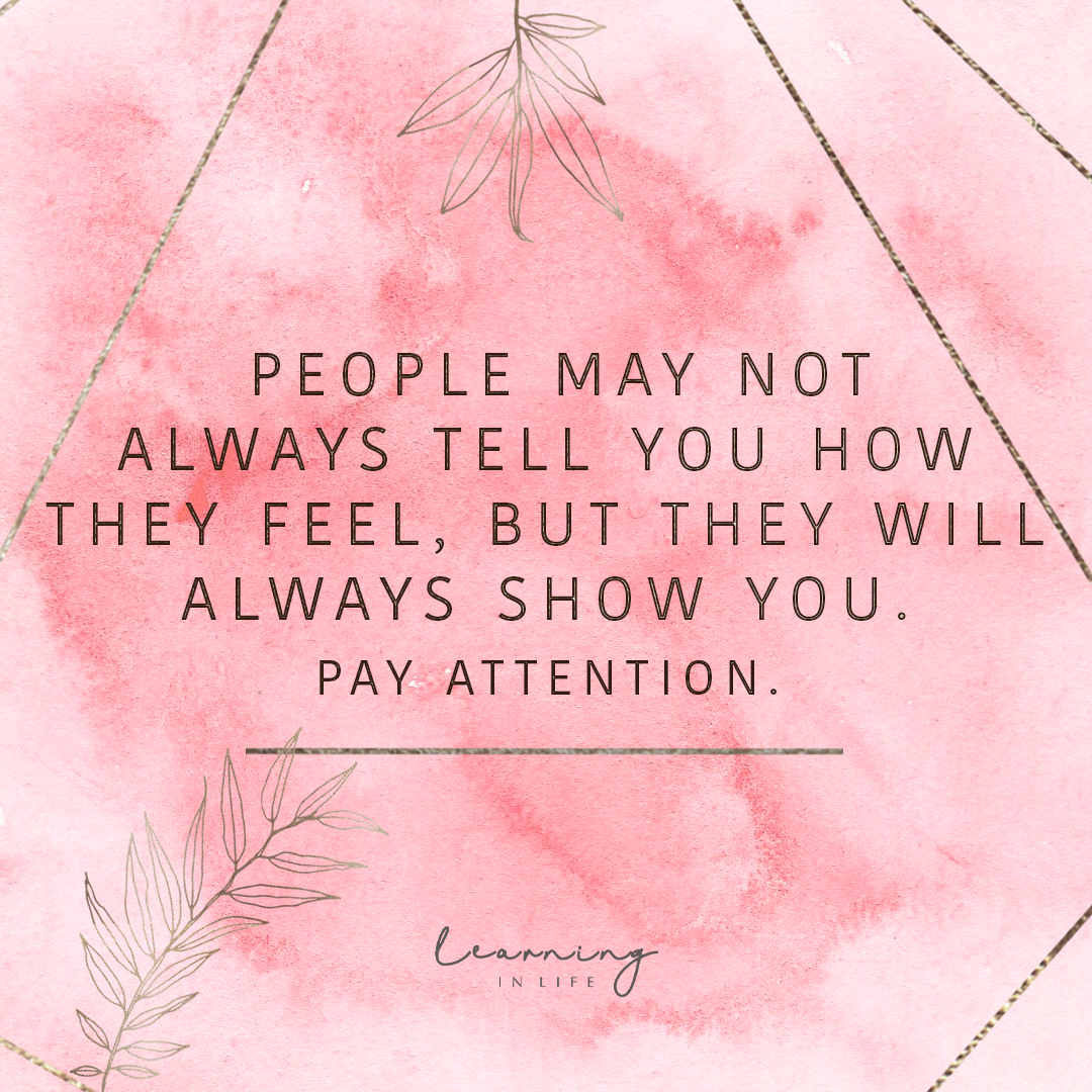 Photo of Pay attention…