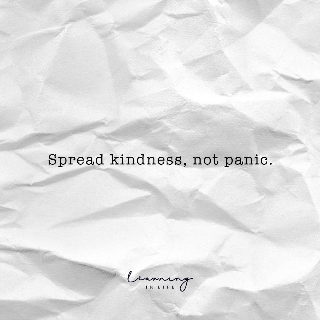 Photo of Spread kindness…