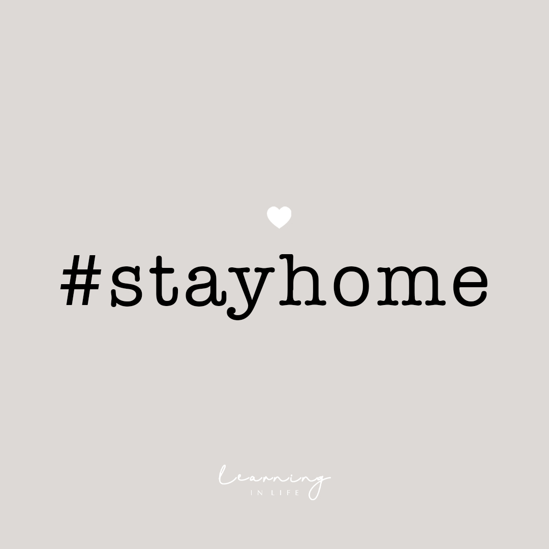 Photo of #stayhome