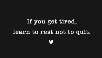 Photo of If you get tired…
