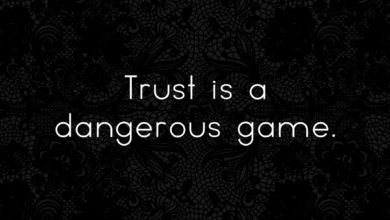 Photo of …a dangerous game.