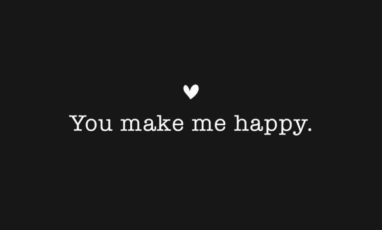 Photo of You make me…
