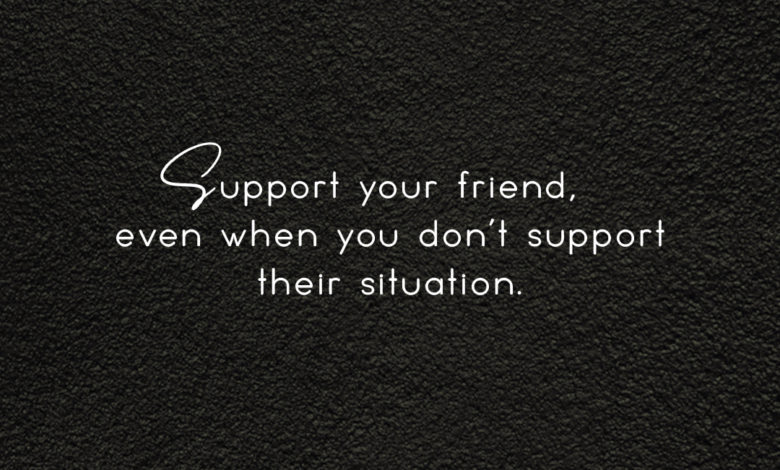 Photo of Support…