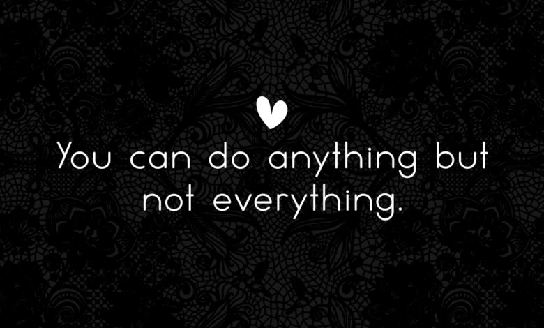 Photo of You can do anything…