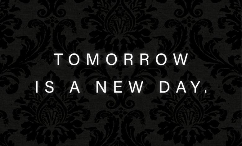 Photo of Tomorrow…