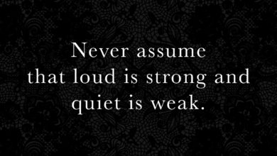 Photo of Never assume…