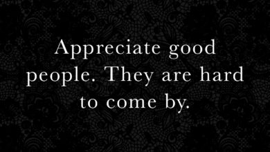 Photo of Appreciate good people…