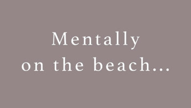 Photo of Mentally on the beach…