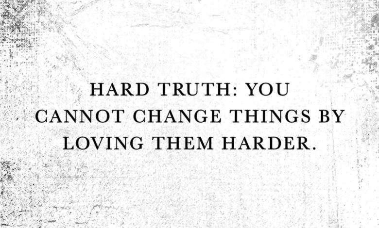 Photo of Hard truth…