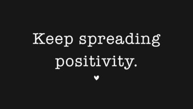 Photo of Positivity…