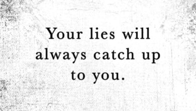 Photo of Your Lies