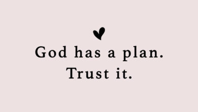 Photo of God Has a Plan