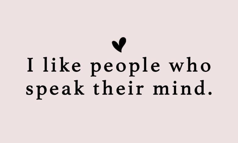 Photo of Speak Their Mind
