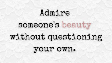 Photo of Admire Someone's Beauty