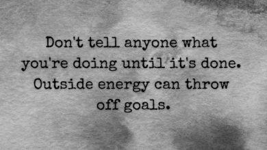 Photo of Outside energy…