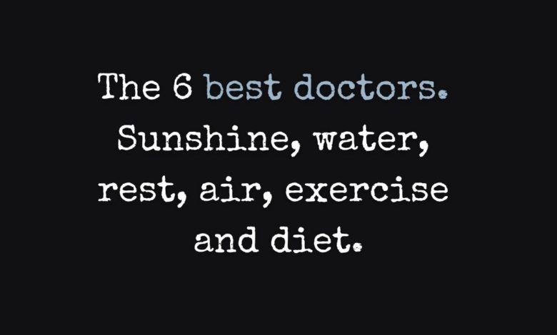 Photo of The 6 best doctors…