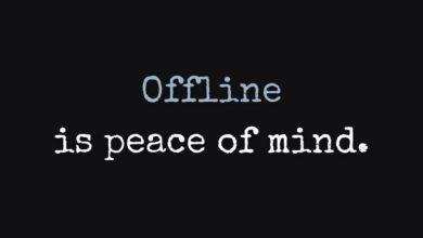 Photo of Offline…