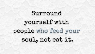 Photo of Surround yourself with…