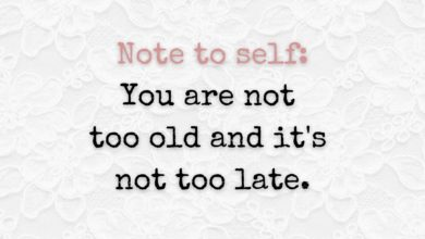 Photo of Note to self…