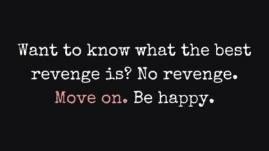 Photo of Want to know what the best revenge is?