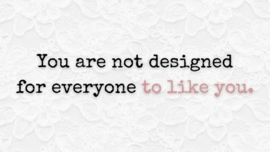 Photo of You are not designed for…