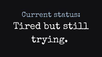 Photo of Current Status