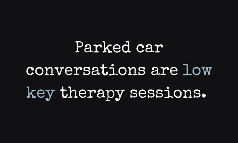 Photo of Parked Car Conversations