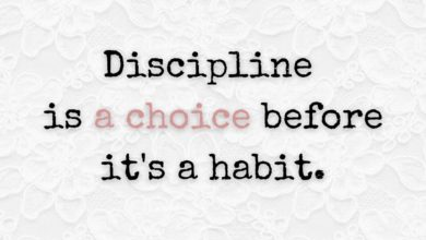 Photo of Discipline…