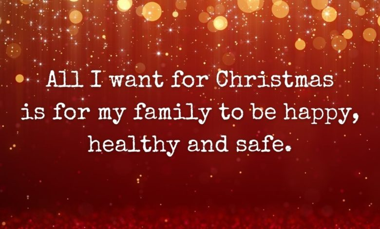 Photo of All I want for Christmas is…