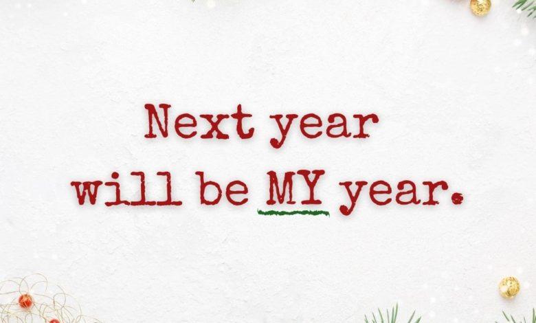 Photo of Next year!